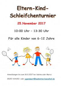 Eltern-Kind-Turnier